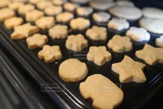 クッキー作りの写真・画像素材[4315252]