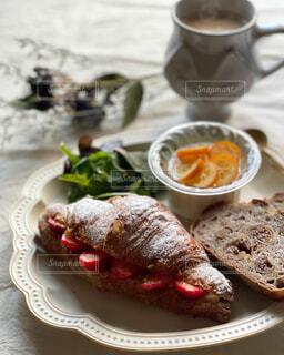 食べ物,カフェ,朝食,皿,リラックス,おうちカフェ,ドリンク,おうち,おうち時間