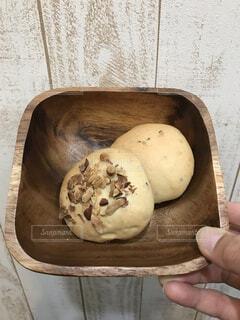 食べ物,パン,人物,人,木目,植物性