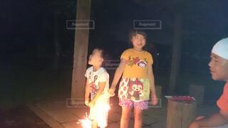 子ども,風景,花火,少女,人物,人,赤ちゃん,幼児,少年,人間の顔