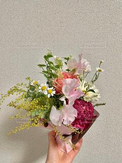 花,花束,花瓶,バラ,薔薇,植木鉢,観葉植物,フラワーアレンジ,生け花,花柄,草木,花屋,造花,切り花