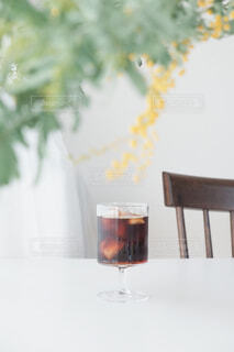 アイスコーヒーの写真・画像素材[4346815]