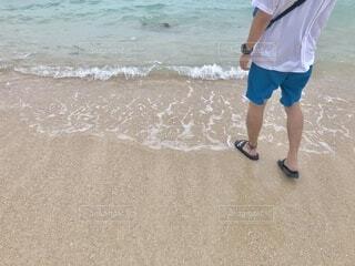 夏の海の写真・画像素材[4644112]
