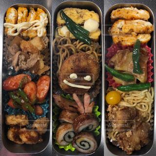風景,野菜,レシピ,ファストフード,スナック,ボックス