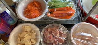 食べ物,風景,料理,魚介類,下準備,プラスチック