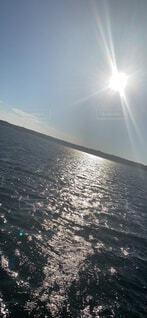 自然,海,空,屋外,湖,ビーチ,雲,水面
