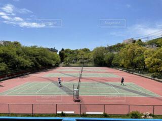 空,スポーツ,屋外,樹木,テニス,遊び場,アスレチック,裁判所,ラケット