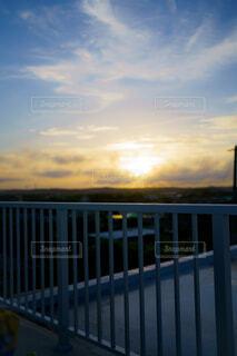 屋上から見える景色の写真・画像素材[4624086]