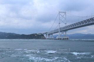 空,橋,徳島県,鳴門大橋