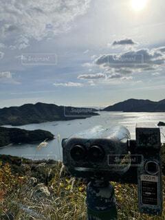 自然,風景,空,屋外,湖,雲,水面,山