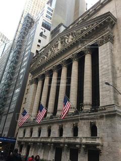 建物,ニューヨーク,アメリカ,都会,星条旗,USA,アメリカ合衆国,金融,ウォール街