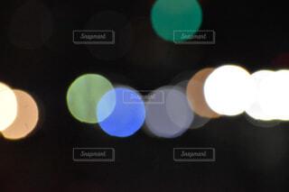 夜の街の写真・画像素材[4368139]