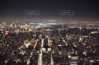 風景,空,建物,夜,夜景,ニューヨーク,都市,旅行,高層ビル,NY,Empire State Building
