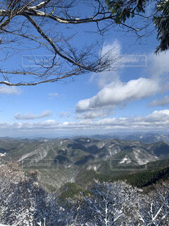 自然,風景,空,絶景,屋外,雲,山,登山,樹木,癒し,パワースポット,山頂,眺め,神社仏閣,高野山,禅,立里荒神