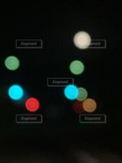 光玉の写真・画像素材[4359495]