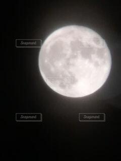自然,風景,空,夜空,屋外,黒,暗い,月,満月,月面,天文学