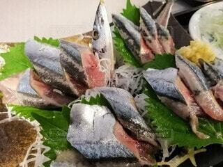 秋刀魚の写真・画像素材[4911231]
