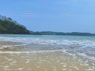自然,風景,海,空,屋外,砂浜,水面,海岸