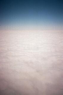 綿飴雲の写真・画像素材[4362342]