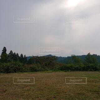 自然,風景,空,夏,森林,庭,屋外,雲,山,景色,草,樹木,新緑,土,キャンプ,高原,涼,草木,日中,開く,エリア