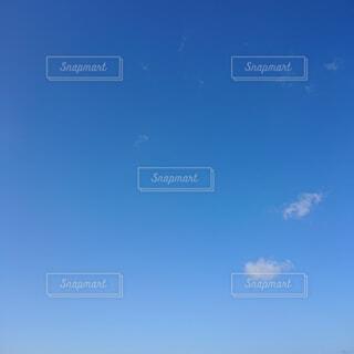 空,屋外,雲,青,青い空,キャンプ,朝,日中,澄んだ