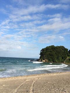 自然,風景,海,空,屋外,ビーチ,雲,島,水面,海岸,樹木,海洋地形