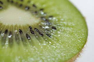 フルーツ,果物,断面,キウイ,水分,クローズ アップ