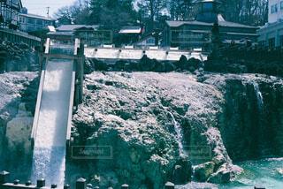 湯滝の写真・画像素材[4360015]