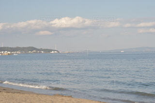 自然,海,空,屋外,湖,ビーチ,雲,船,水面,海岸,レトロ