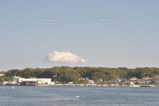 自然,空,屋外,湖,ビーチ,雲,ボート,船,水面,海岸,山,レトロ,日中,水上バイク