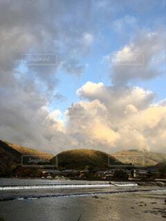 小倉山の写真・画像素材[4442914]