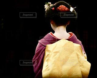 風景,京都,人物,着物,人,舞妓,芸者