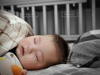 赤ちゃん,幼児,寝んね