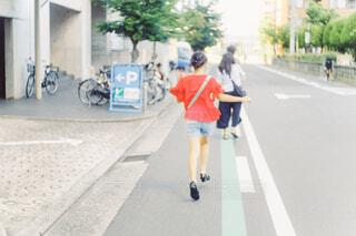 お出かけの写真・画像素材[4440524]