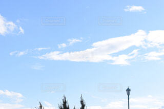 空,屋外,雲,青空,街頭