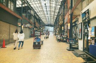 商店街の写真・画像素材[4461112]