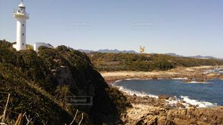 自然,風景,空,屋外,湖,ビーチ,水面,山,岩,蝶 海 崖