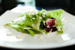 ランチの前菜の写真・画像素材[4393809]