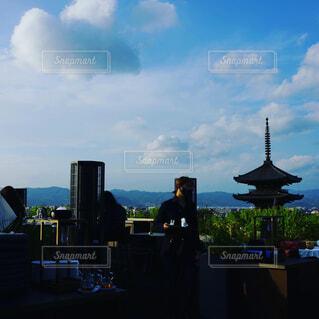 京都の眺望の写真・画像素材[4393824]