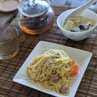 おしゃれな食事の写真・画像素材[4370988]