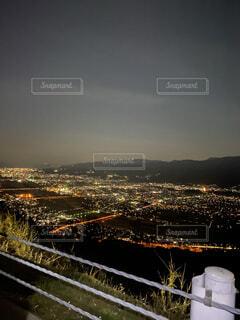 風景,空,夜景,屋外,都会,高層ビル,眺め