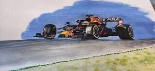 屋外,絵画,タイヤ,F1,車両,ホイール,自動車部品,陸上車両,ポルトガルグランプリ