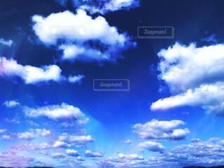 自然,風景,雲,青い空