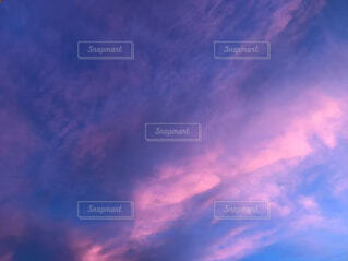 自然,空,屋外,雲,夕暮れ