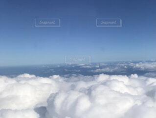 自然,空,雪,屋外,雲,飛行機,飛ぶ,空中,フライト