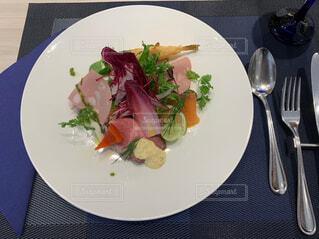 食べ物,フォーク,テーブル,スプーン,野菜,皿,食器,サラダ,料理,調理,付け合わせ