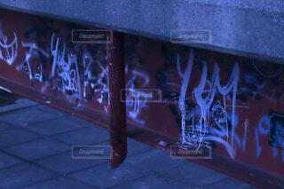屋外,駐車場,アート,地面,落書き