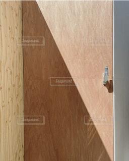 ドアのクローズアップの写真・画像素材[4389333]