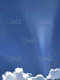 風景,空,屋外,青,アクア,紺碧,エレクトリックブルー