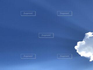 空,屋外,雲,晴れ,青,シンプル